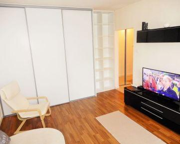 Útulný, zariadený 1-izbový byt, Bieloruská