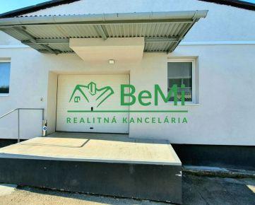 Na prenájom 220 m2 sklad + kancelária Banská Bystrica (ID-484-27-ZUS)