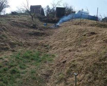 Predám pozemok v osade Chrásť v Trenčíne