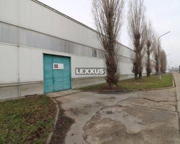 LEXXUS-PRENÁJOM skladovo-výrobnú halu, BA III. , Vajnorská, 1515 m2