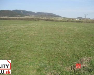 Pozemok blízko Sabinova na predaj