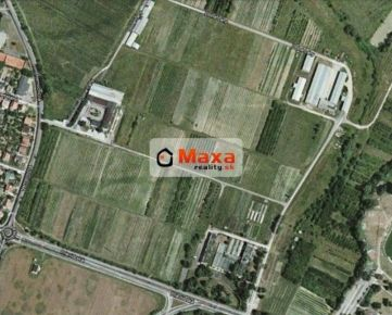 Pozemok 5402 m2 Bojnice - Dubnica