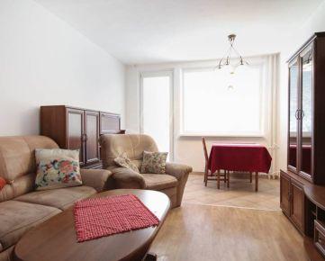 Zariadený 3i byt s lodžiou na prenájom v Bratislave