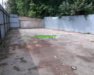 GARANT REAL - prenájom skladový, odstavný priestor / plocha, 215 m2, Budovateľská ulica, Prešov