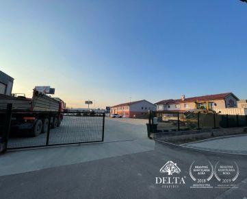 DELTA | Polyfunkčný objekt so skladovým priestorom, Petržalka, od 1327 m2