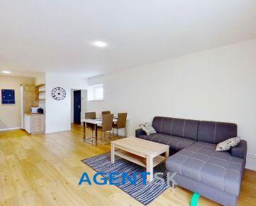AGENT.SK Prenájom 2-izbový byt s parkovacím miestom - Žilina - centrum