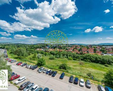 2 izbový byt s krásnym výhľadom a loggiou, Košice - KVP, ul. Wuppertálska