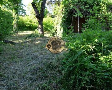 Záhrada 1237m2 Červený breh KE -SEVER