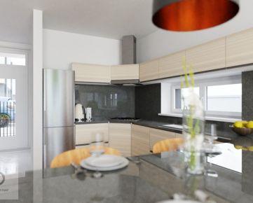 NEO : Výnimočný 3 izbový byt s balkónom v rezidencii Hradská