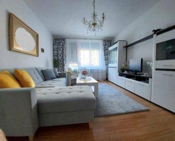 MAXFIN REAL na predaj krásny 2 izb byt centrum Nitra