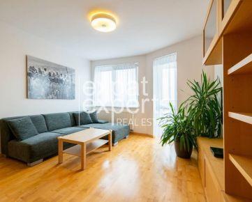 Veľmi pekný, slnečný 2i byt, 56m2, s balkónom a výhľadom