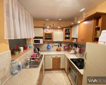 VIVAREAL* TEHLOVÝ VEĽKÝ 3 izb. byt, výmera až 86m2, zaskl. loggia, Na Hlinách Trnava