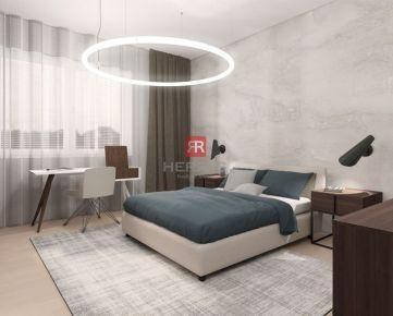 HERRYS - Na predaj 4 izbový apartmán v projekte Viladomy Slávičie