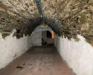 *RFReality* podzemný priestor v centre mesta - vhodný na bar/kaviareň/reštauráciu