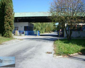 PRENÁJOM - výrobné, skladové priestory - Prešov, Šalgovík