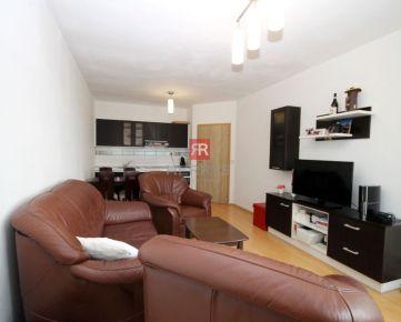 HERRYS - Na prenájom kompletne zariadený 2izbový byt s garážovým státím v novostavbe