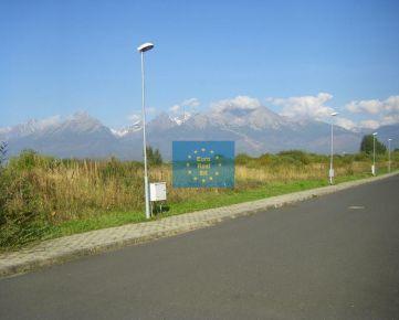 Vysoké Tatry  ( golfový areál Black Stork), Golfová ul., predaj stavebného pozemku o výmere 950 m2, platné stavebné povolenie