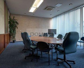 DOMIOS | predaj moderniz. klimatiz. administratívneho objektu (900 m2, parking)