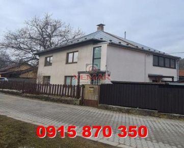 Na predaj rodinný dom v Kostiviarskej