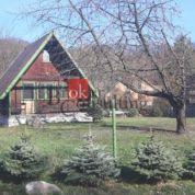 Záhradná chata 22m2, pôvodný stav