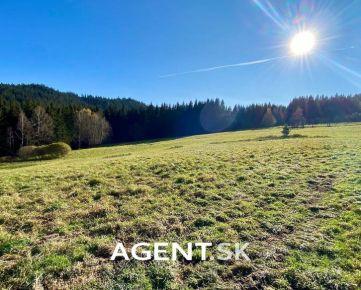 AGENT.SK | Poľnohospodárske a lesné pozemky v obci Korňa