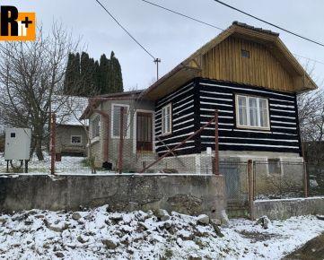 Na predaj vidiecky dom Turčiansky Peter Martin
