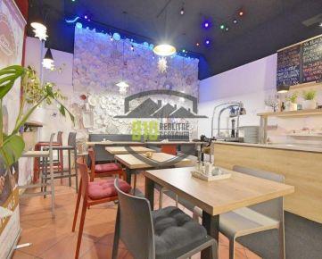 Odstúpenie prevádzky  - originálna reštaurácia s kuchyňou Žilina - Bulvár