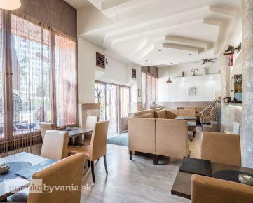 PRIEVOZSKÁ, reštauračný priestor, 100 m2 - zabehnutá palacinkáreň, stála klientela, REKONŠTRUKCIA