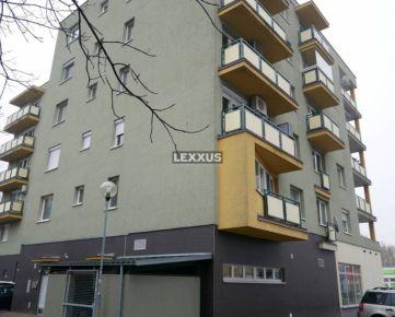 LEXXUS- PREDAJ, pekný a tichý 2 izb. byt s balkónom, parkovanie, BA II