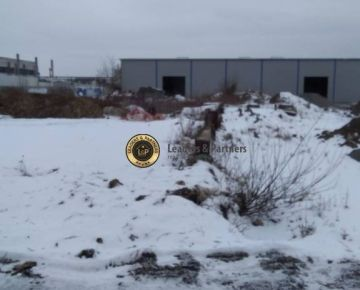 Pozemok v priemyselnej zóne Košice - Juh, Južná trieda, všetky IS, opl