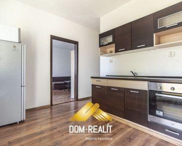 DOM-REALÍT ponúka na predaj 2 izbový byt na ul. Novomeského v Nitre
