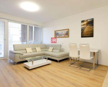 HERRYS - Na prenájom - veľký úplne nový 2 izbový byt v rezidencii Pri Mýte