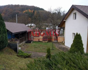 ADOMIS - ponúkam na predaj  rodinný dom -  chatu v obci Drienica pri Sabinove.