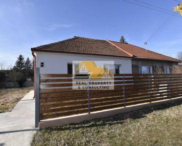 Predám 3 izbový rodinný dom Nová Stráž/Komárno