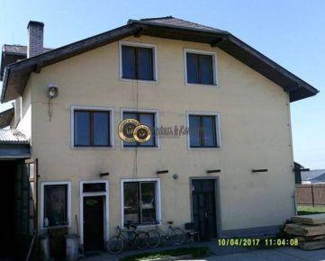 Predaj LUKRATÍVNA ADMINISTRATÍVNA budova s prevádzkou v Beluši