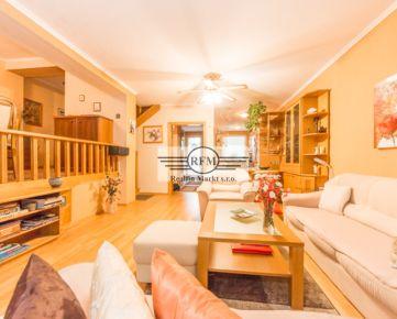 Banka pri Piešťanoch – 9 izbový rodinný dom po kompletnej rekonštrukcii