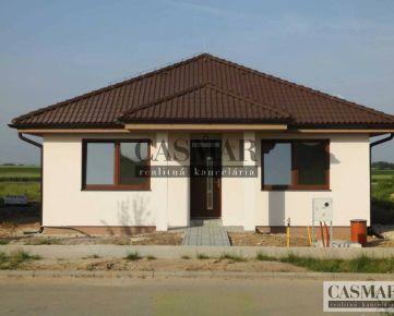 4izb. rod. domu s dokončeným interiérom Potočkoch-Novostavba