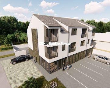 Moderný 1-izbový byt s loggiou