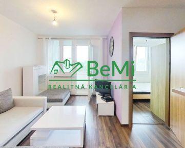 Krásny 1,5 izbový byt s veľkou 1,6mx6m loggiou, Košice-Terasa (055-112-PEVa)