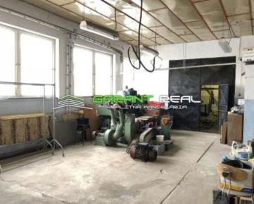GARANT REAL - prenájom výrobných, skladovacích, kancdelárskych priestorov a menšieho autoservisu