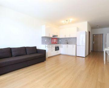 HERRYS - Na prenájom 1 izbový byt v novostavbe NUPPU v Ružinove s veľkou lodžiou