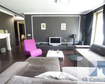 Na predaj dizajnový 2 izbový byt Kramáre, NOVÉ MESTO