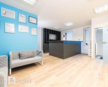 Arvin & Benet | Reprezentatívna administratívna budova