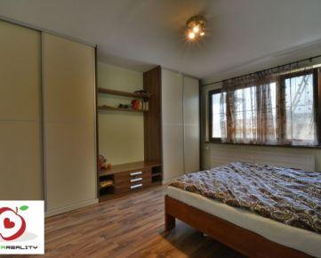 TRNAVA REALITY EXKLUZÍVNE - 2 iz. byt s pivnicou po kompletnej rekonštrukcii v meste Trnava - Zátvor