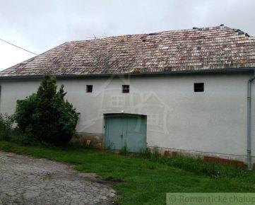 Veľký dom s veľkou záhradou vhodný na chalupu  Stará Turá na predaj