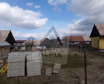 Stavebný pozemok Hrochoť