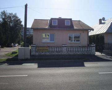 Dražba rodinného domu v Michalovciach