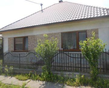 Dražba rodinného domu v Dubníku, okres Nové Zámky