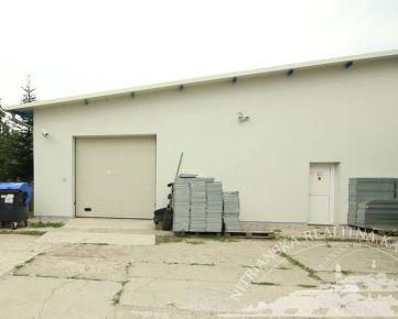 Prenájom - obchodný priestor /hala, sklad/ 272m2, Nitra - Krškany