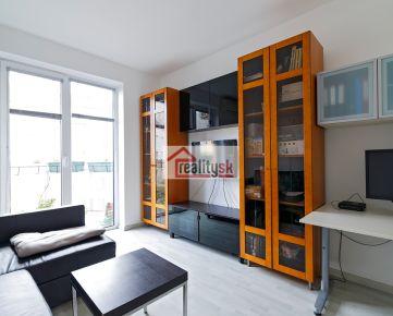2-izbový byt v zeleni Ružinov Nivy